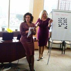 Елена Зубкова и Ивана Спилакова